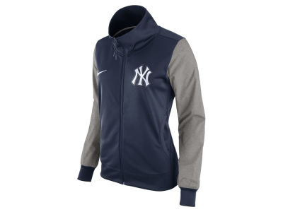New York Yankees Nike MLB Women's Track Jacket