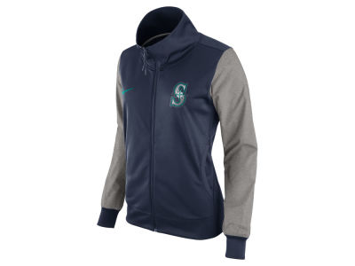 Seattle Mariners MLB Women's Track Jacket