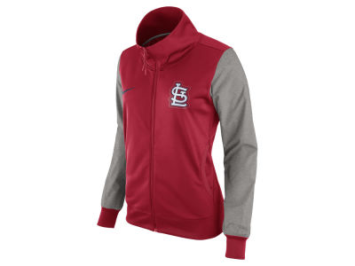 St. Louis Cardinals Nike MLB Women's Track Jacket
