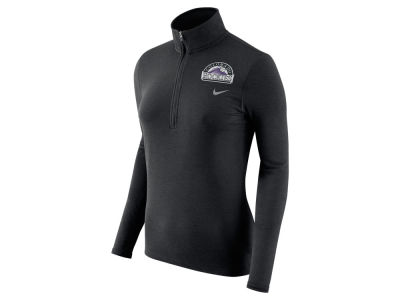 Colorado Rockies Nike MLB Women's Element Pullover
