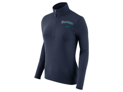 Seattle Mariners Nike MLB Women's Element Pullover
