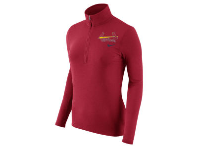 St. Louis Cardinals Nike MLB Women's Element Pullover