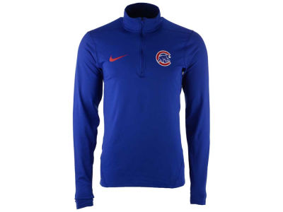 Chicago Cubs Nike MLB Men's Dry Element 1/2 Zip Pullover