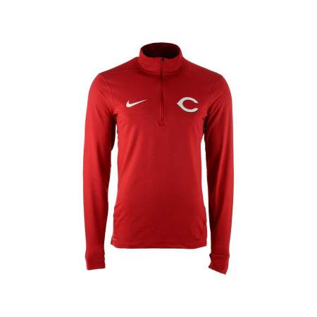 Cincinnati Reds Nike MLB Men's Dry Element 1/2 Zip Pullover