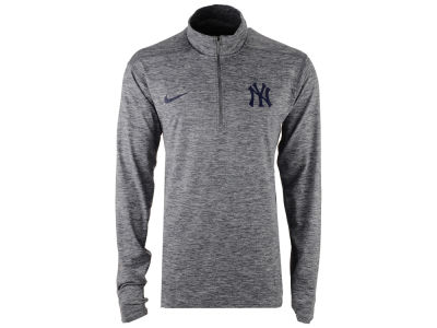 New York Yankees Nike MLB Men's Dry Element 1/2 Zip Pullover