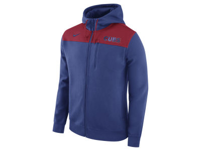 Chicago Cubs Nike MLB Men's AV Full-Zip Hoodie