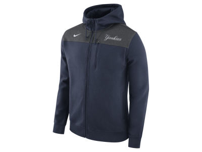 New York Yankees Nike MLB Men's AV Full-Zip Hoodie