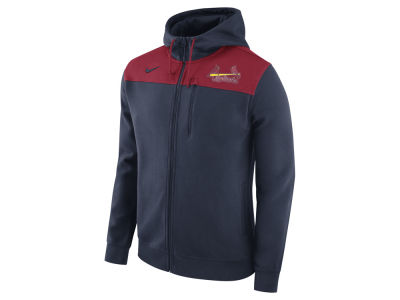St. Louis Cardinals Nike MLB Men's AV Full-Zip Hoodie
