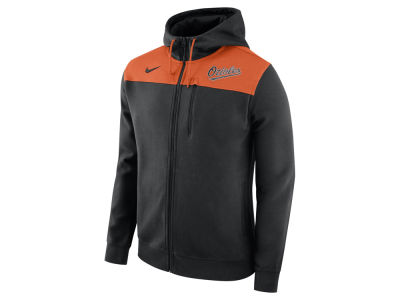 Baltimore Orioles Nike MLB Men's AV Full-Zip Hoodie