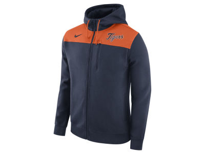 Detroit Tigers Nike MLB Men's AV Full-Zip Hoodie