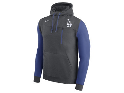 Los Angeles Dodgers Nike MLB Men's AV Pullover Hoodie