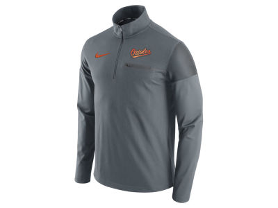 Baltimore Orioles Nike MLB Men's 1/2 Zip Elite Pullover