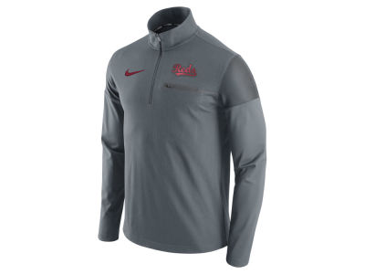Cincinnati Reds Nike MLB Men's 1/2 Zip Elite Pullover