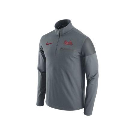 Cincinnati Reds Nike MLB Men's 1/2 Zip Elite Pullover