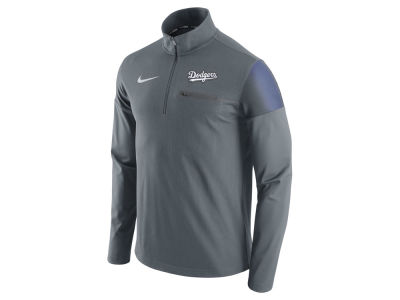 Los Angeles Dodgers Nike MLB Men's 1/2 Zip Elite Pullover