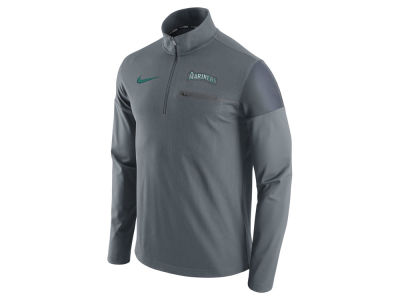Seattle Mariners Nike MLB Men's 1/2 Zip Elite Pullover