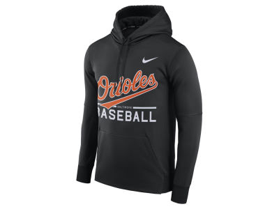 Baltimore Orioles Nike MLB Men's Therma Hoodie