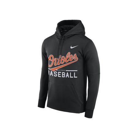 Baltimore Orioles Nike MLB Men's Therma Hoodie
