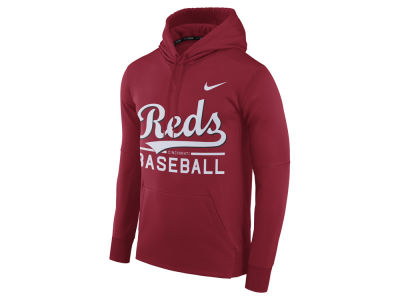 Cincinnati Reds Nike MLB Men's Therma Hoodie