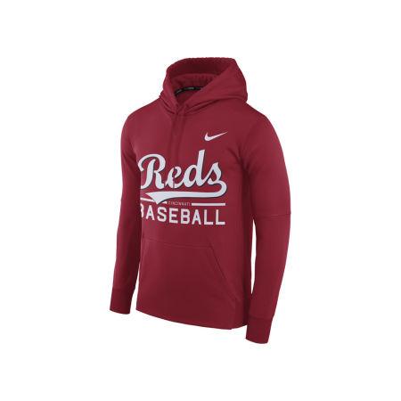 Cincinnati Reds Nike MLB Men's Therma Hoodie