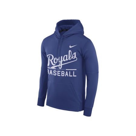 Kansas City Royals Nike MLB Men's Therma Hoodie