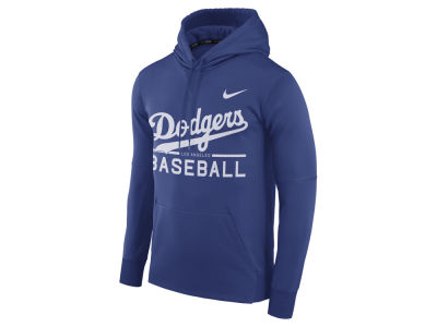 Los Angeles Dodgers Nike MLB Men's Therma Hoodie