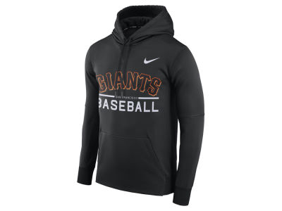 San Francisco Giants Nike MLB Men's Therma Hoodie