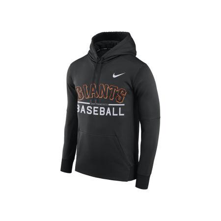 San Francisco Giants Nike MLB Men's Therma Hoodie