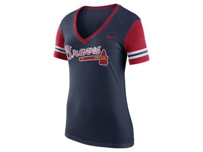 Atlanta Braves Nike MLB Women's Fan Top