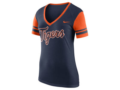 Detroit Tigers Nike MLB Women's Fan Top