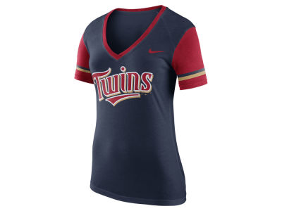 Minnesota Twins Nike MLB Women's Fan Top