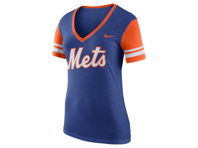 New York Mets Nike MLB Women's Fan Top