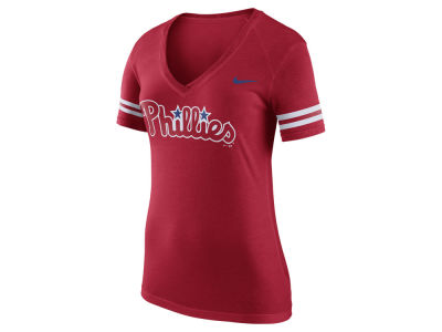 Philadelphia Phillies Nike MLB Women's Fan Top
