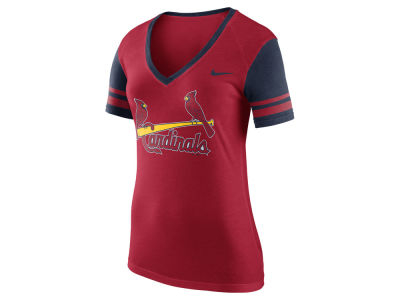 St. Louis Cardinals Nike MLB Women's Fan Top