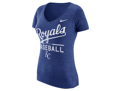 Kansas City Royals Nike MLB Women's Practice T-Shirt