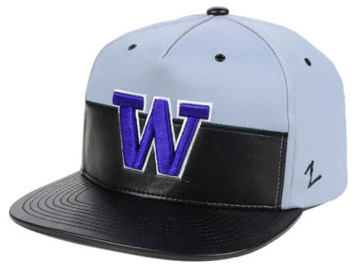 Washington Huskies Zephyr NCAA Anarchy Snapback Cap
