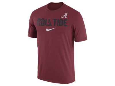 Alabama Crimson Tide Nike NCAA Men's Legend Ignite Verbiage T-Shirt