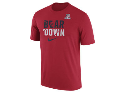 Arizona Wildcats Nike NCAA Men's Legend Ignite Verbiage T-Shirt