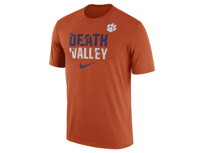 Clemson Tigers Nike NCAA Men's Legend Ignite Verbiage T-Shirt