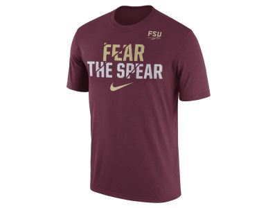 Florida State Seminoles Nike NCAA Men's Legend Ignite Verbiage T-Shirt