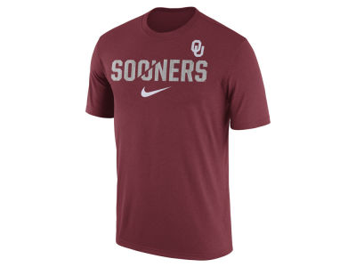 Oklahoma Sooners Nike NCAA Men's Legend Ignite Verbiage T-Shirt