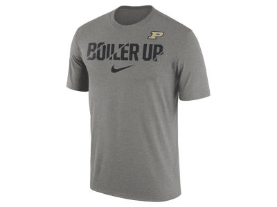 Purdue Boilermakers Nike NCAA Men's Legend Ignite Verbiage T-Shirt