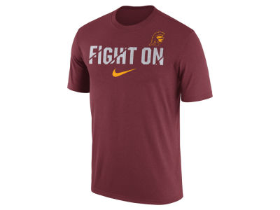 USC Trojans Nike NCAA Men's Legend Ignite Verbiage T-Shirt