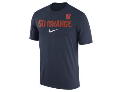 Syracuse Orange Nike NCAA Men's Legend Ignite Verbiage T-Shirt