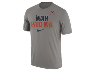 Virginia Cavaliers Nike NCAA Men's Legend Ignite Verbiage T-Shirt