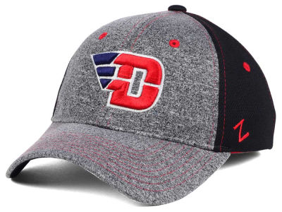 Dayton Flyers Zephyr NCAA Graphite Stretch Cap