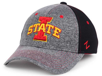 Iowa State Cyclones Zephyr NCAA Graphite Stretch Cap