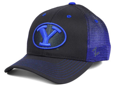 Brigham Young Cougars Zephyr NCAA Jolt Adjustable Cap