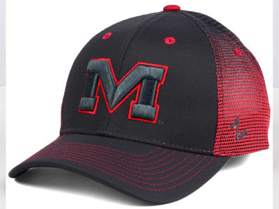 Ole Miss Rebels Zephyr NCAA Jolt Adjustable Cap