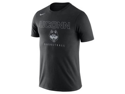 Connecticut Huskies Nike NCAA Men's Burnout Basketball T-Shirt